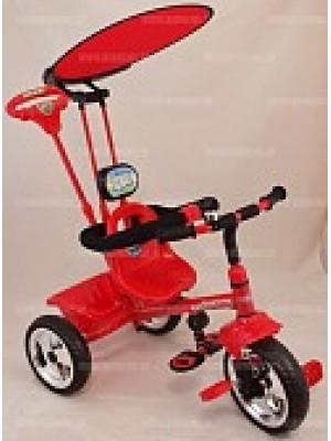 Alexis UR-ET-B33 Трицикл красный