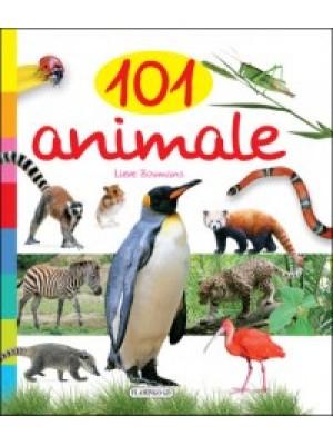 101 animale - cartonata
