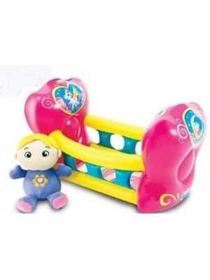 Play WOW Кукольный набор Малышка в колыбели (3150PW)