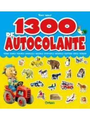 1300 autocolante