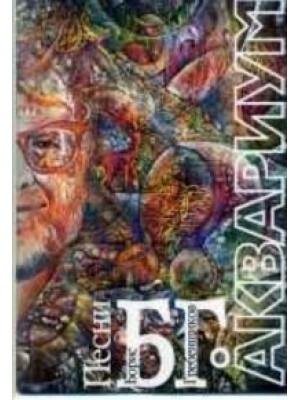 Книга Аквариум: Песни Б.Г: Мелодии и тексты песен