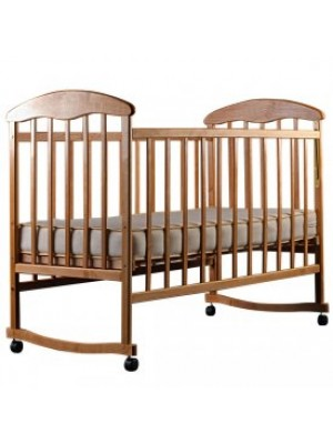 Наталка Детская кроватка Ольха Светлая