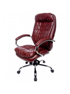 Офисное кресло Baldu Visata Malibu chrom eco Bordo