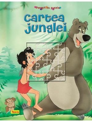 Cartea junglei (puzzle)
