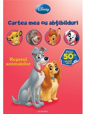 Cartea mea cu abtibilduri - Regatul animalelor