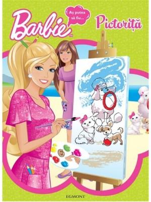 Barbie-as putea sa fiu…pictorita