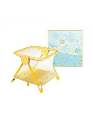 Brevi Манеж Circus Europa 020 желтый