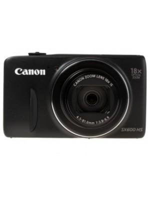 Цифровои фотоаппарат Canon PowerShot SX600 IS Black