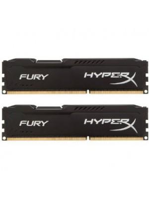 Оперативная память Kingston 16 GB (2x8GB) DDR3 1866 MHz (HX318C10FBK2/16)