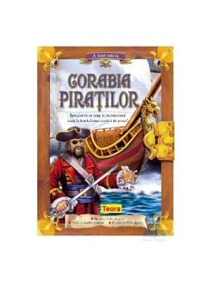 Corabia piratilor.Carte 3D