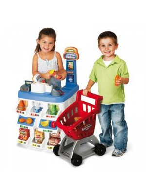 Keenway Игровой набор Супермаркет Delux (31621)