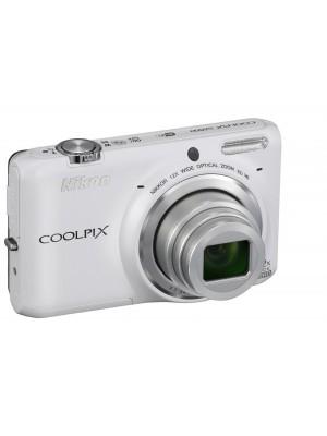 Компактный фотоаппарат Nikon Coolpix S6500 Silver