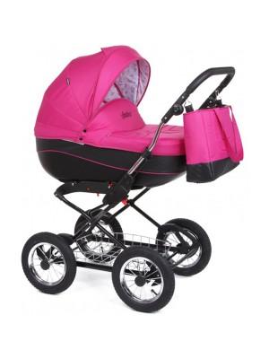 Wiejar коляска Rider 2в1 цв.20 розовая