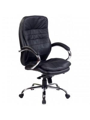 Офисное кресло Baldu Visata Malibu Black Chrome