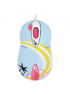 Мышь G-Cube A4-GOA-6S Aloha Splash