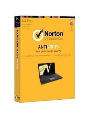 Norton Antivirus 1year 1user