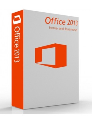 Microsoft Office T5D-01761 Office Home and Business 2013 32/64 Russian CEE Only EM DVD