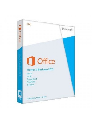 Microsoft OfficeT5D-01598 Office Home and Business 2013 32/64 English CEE Only EM DVD