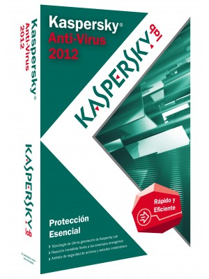 Kaspersky Internet Security 2012 BOX