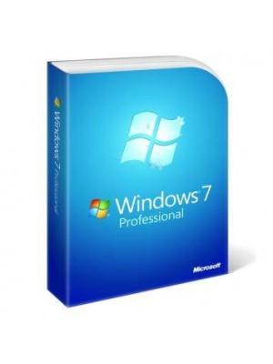Microsoft Office FQC-04617 Win Pro 7 32-bit English 1pk DSP OEI DVD SP1