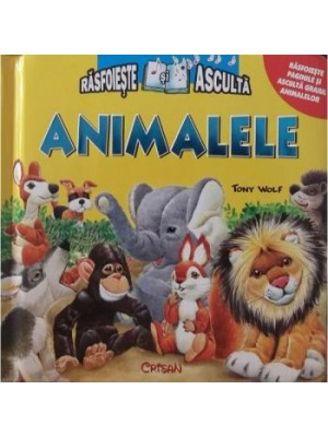 Animale (rasfoieste si asculta)