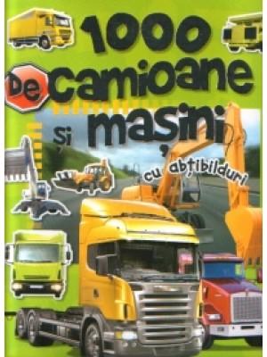 1000 de masini si camioane cu abtibilduri