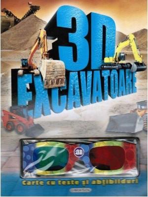 3D Excavatoare