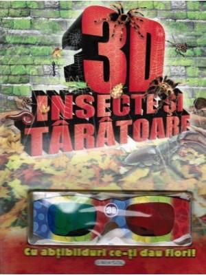 3D Insecte si taratoare