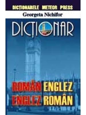 Dictionar englez-roman/ roman-englez