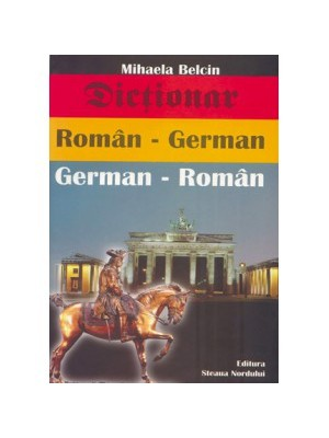 Dictionar dublu german