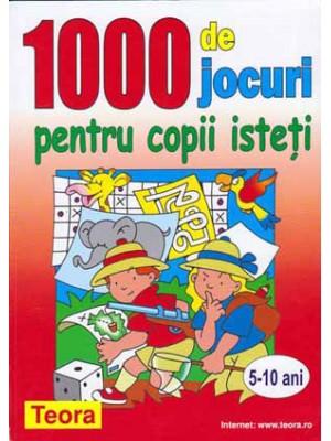 1000 de jocuri ptr copii isteti