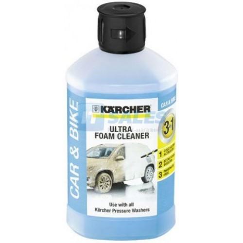 KARCHER Автомобильный шампунь 3 в 1