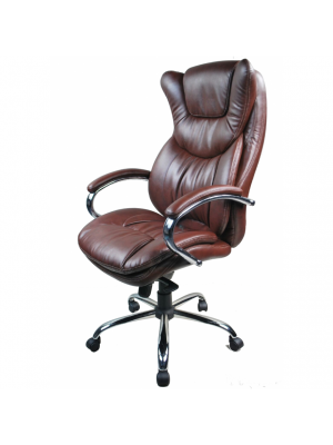 Офисное кресло Baldu Visata Eagle PU Brown
