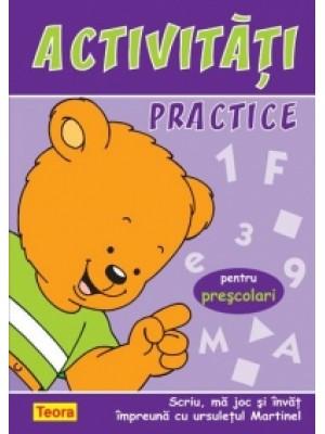 Activitati matematice grupa micamijlocie/ EDU SET