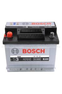 АКБ Bosch S3 12V 56AH 480(EN)