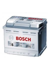 АКБ Bosch S5 12V 52AH 520(EN)