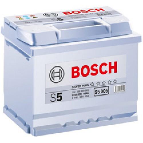 АКБ Bosch S5 12V 63AH 610(EN)
