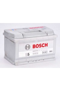 АКБ Bosch S5 12V 74AH 750(EN)