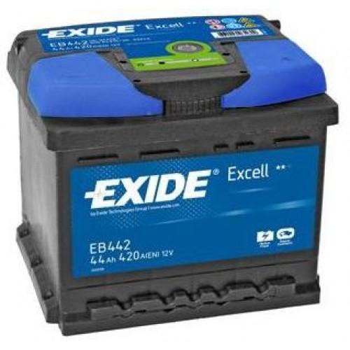 АКБ Exide EXCELL 12V 44Ah 420EN