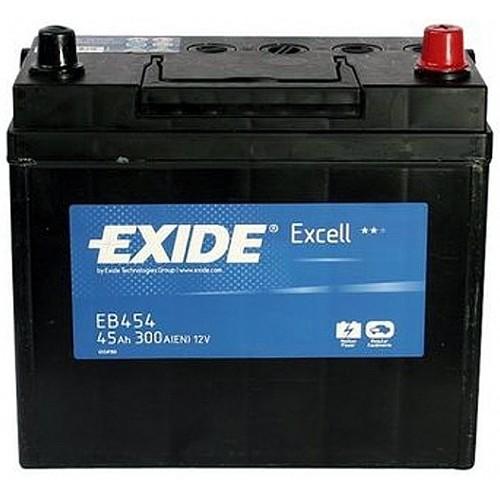 АКБ Exide EXCELL 12V 45Ah 300EN