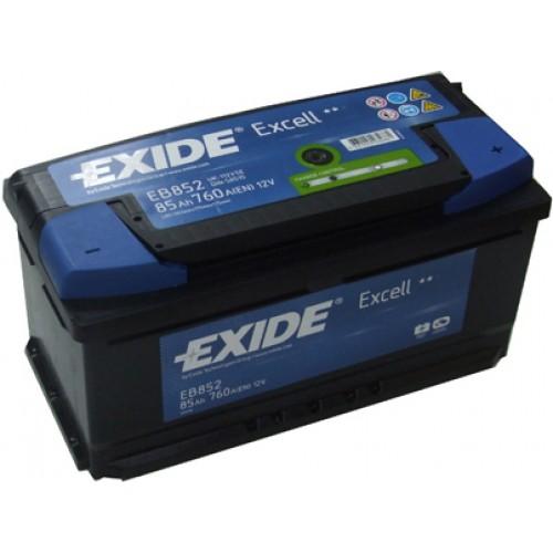АКБ Exide EXCELL 12V 85Ah 760EN