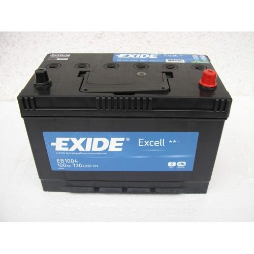 АКБ Exide EXCELL 12V100Ah720EN