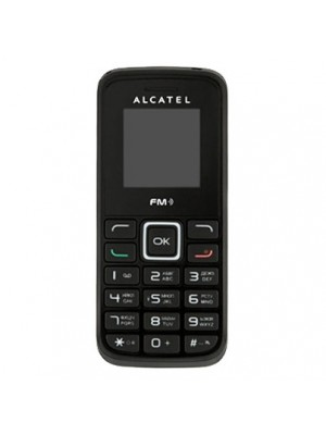 Alcatel One Touch 1010X Black
