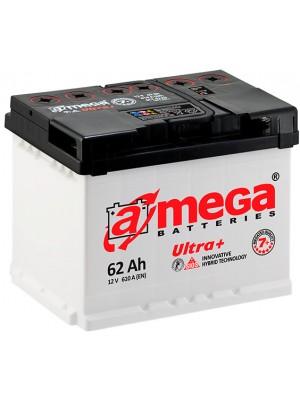 AMEGA Standard-62Ah (+лев)