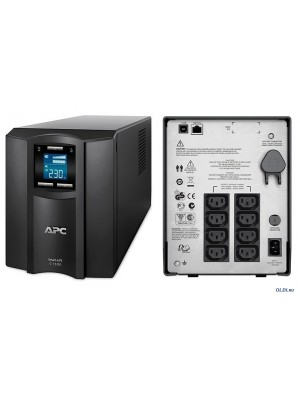 APC Smart-UPS C 1500VA /900 Watts