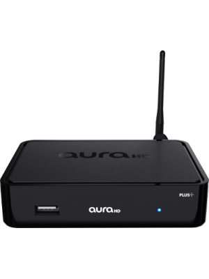 Aura HD TV +