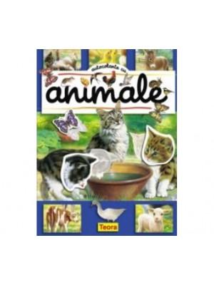 Autocolante cu animale 2