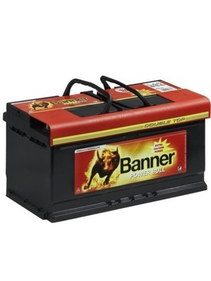 BANNER Power Bull 100/95 Ah