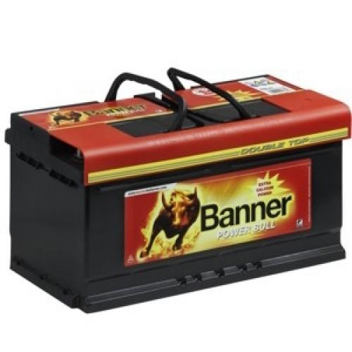 BANNER Power Bull 100/95 Ah