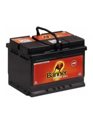 BANNER Starting Bull 60 Ah